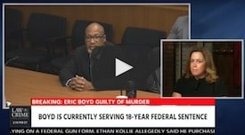 Elizabeth Crotty Discuss the Eric Boyd Verdict